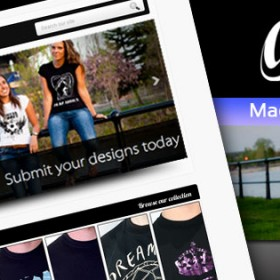 Create your own custom Tshirt! Citee Shirts Launched!