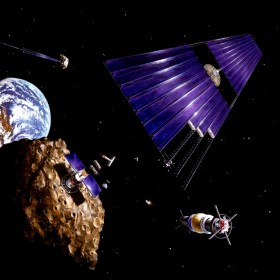 World's First Asteroid Mining Company will Commence in 2013!