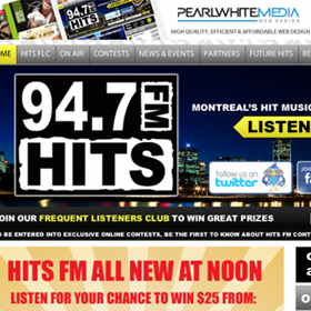 94.7 Hits FM Radio Station