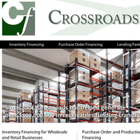 Cross Roads Financial