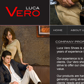 Luca Vero Shoes