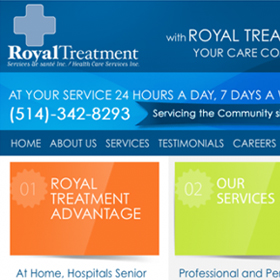 Royal Treatment Healthcare
