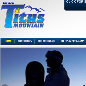 Titus Mountain Ski Center