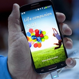 The New Samsung Galaxy S 4 Smartphone is Available soon