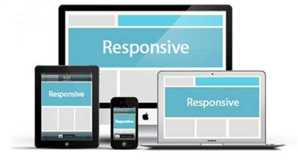 Mobile Responsive Pearl White Media
