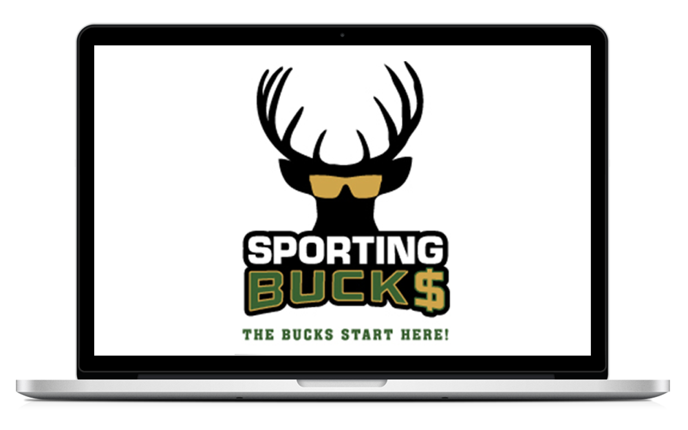 Sporting Bucks Logo Design