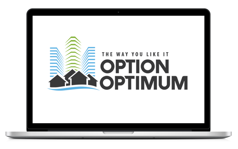 Option Optimum Logo design