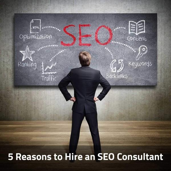 SEO Consultant in Toronto