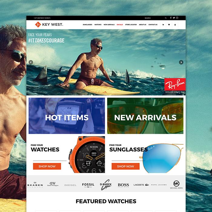 keywest web design
