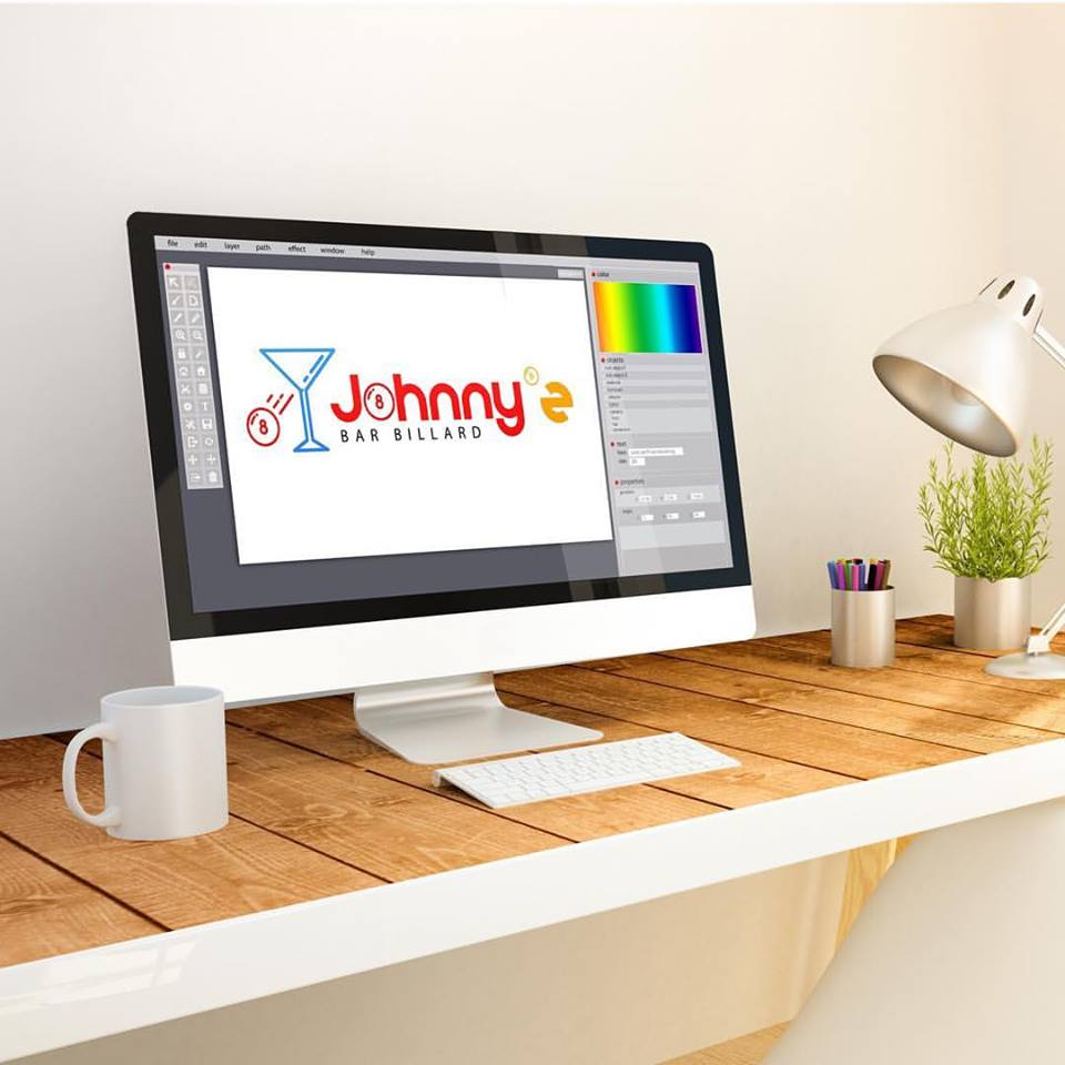 logo design branding service montreal pearl white media