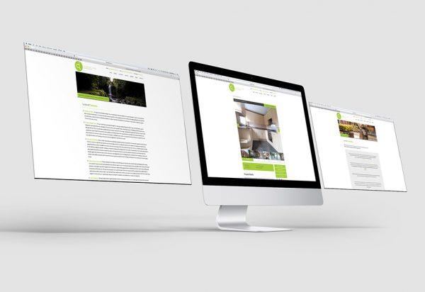Montreal Real Estate Agent Website Design Pearl White Media