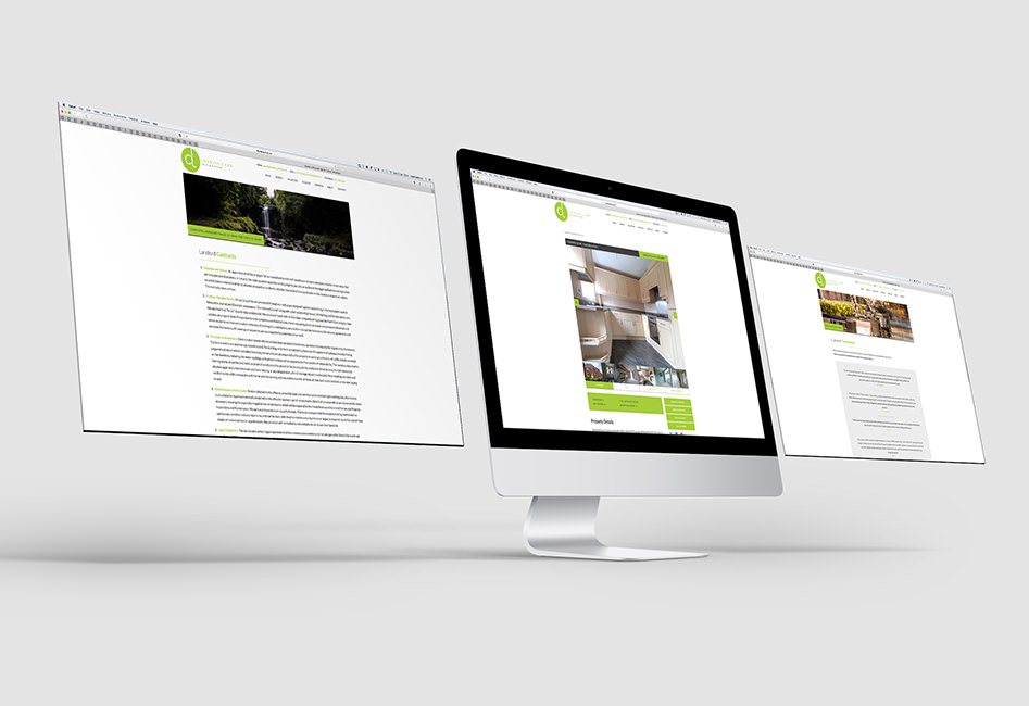 Montreal Real Estate Agent Website Design Pearl White Media
