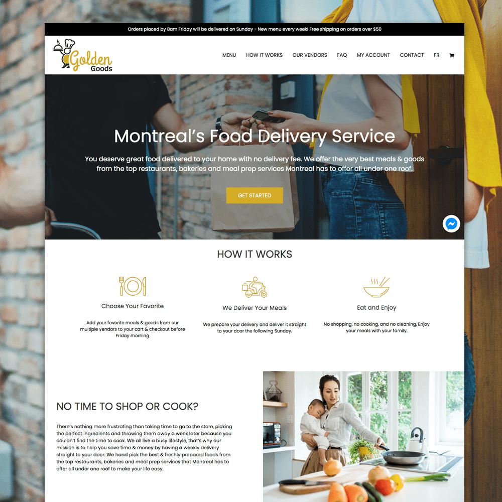 Montreal Web agency
