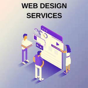 custom web design services pearl white media