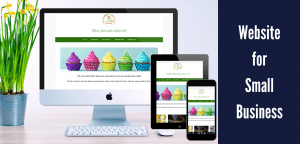 website design for smal businesses pearl white media