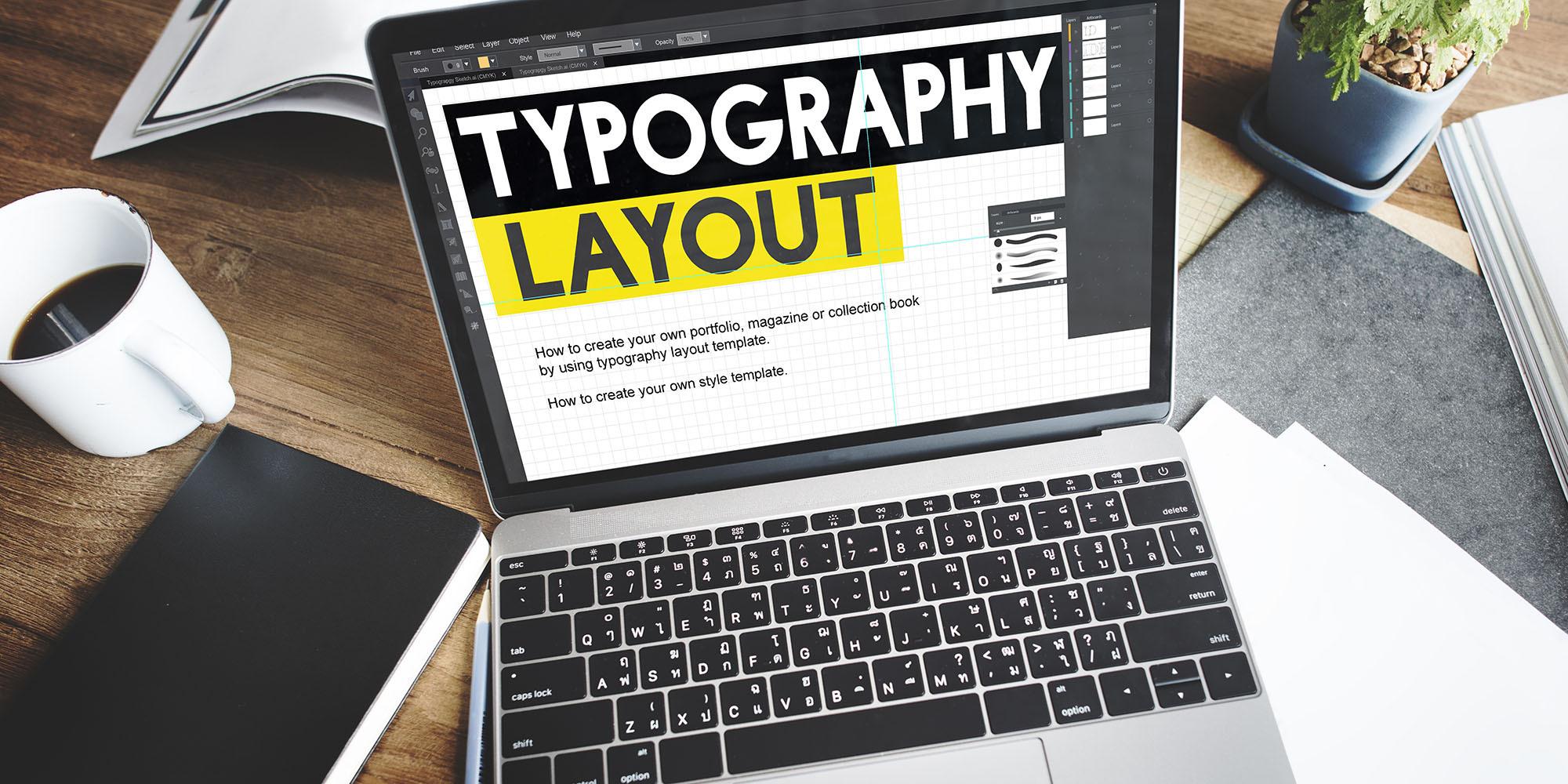 Font in Web Design